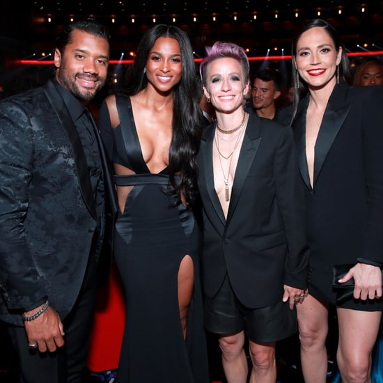 Megan Rapinoe Wore Leather Shorts to the 2019 ESPY Awards