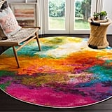 Safavieh Watercolor Allison Abstract Colorful Area Rug
