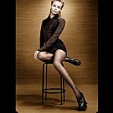 Natasha Poly stuns in dark brown Proenza Schouler outfit. Source: Fashion Gone Rogue