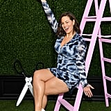 Ashley Graham's Tie-Dye Dress 2019