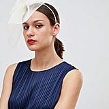 ASOS Occasion Bow Fascinator Headband