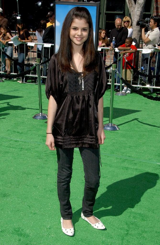 Selena Gomez, 2007