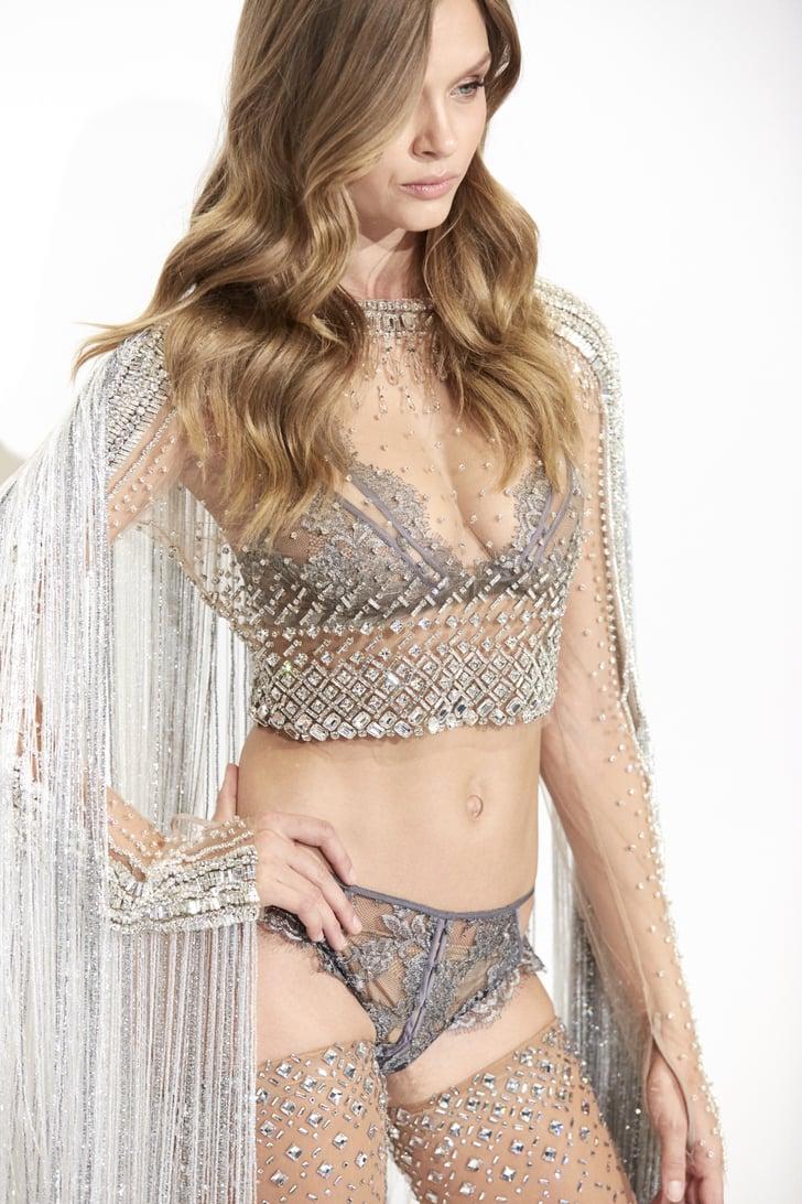 Josephine Skriver Victoria S Secret Swarovski Look 2016