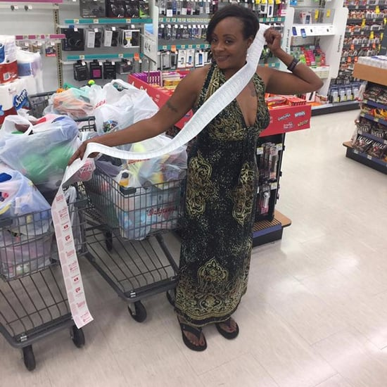 Texas Woman Extreme Couponing For Hurricane Harvey Victims