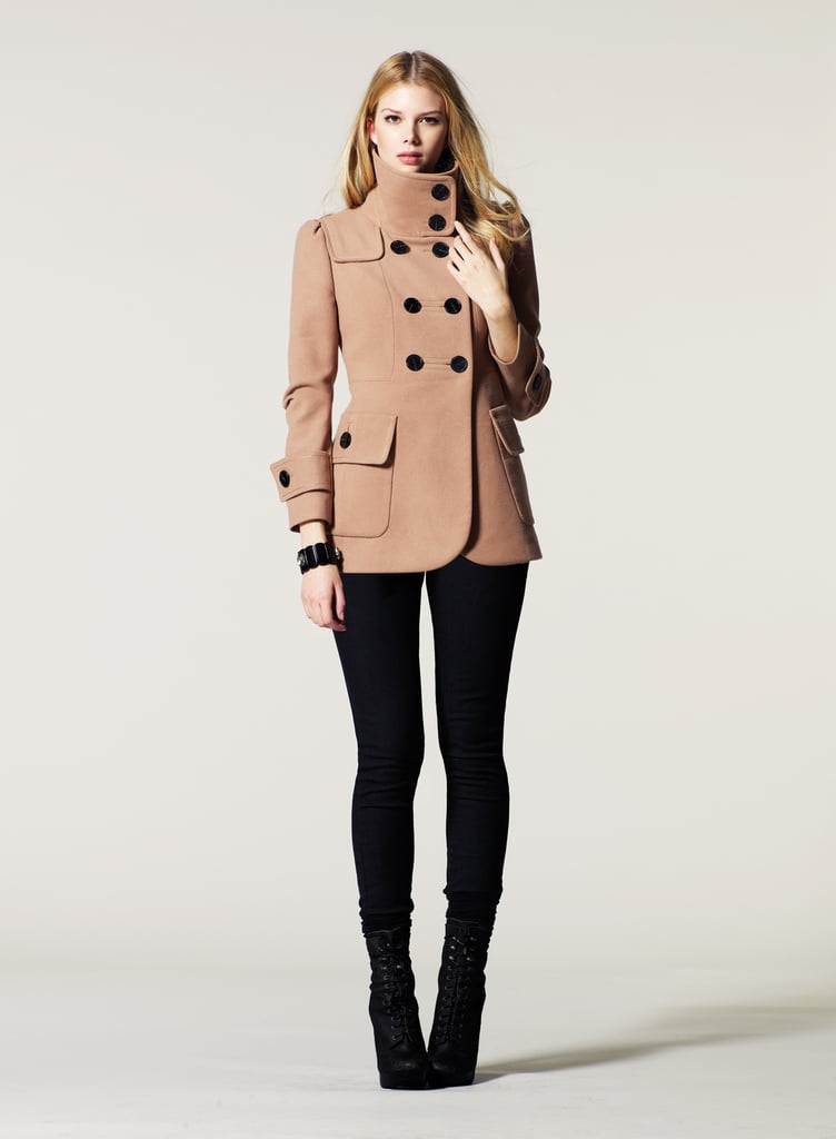 Jessica Simpson Does Fall '10 Right