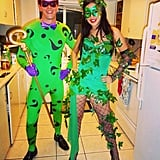 Poison Ivy and the Riddler