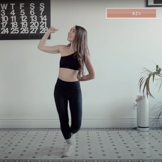 2,000-Step Fat-Burning Walking Workout From Rachel Gulotta