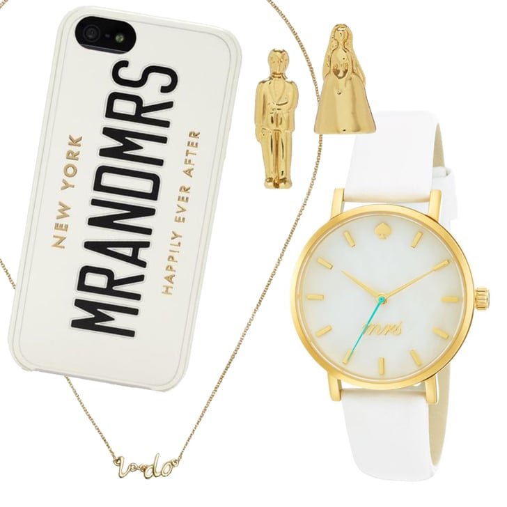 Kate Spade Wedding Gift Ideas : Kate Spade Bridal Accessories and Gifts POPSUGAR Fashion