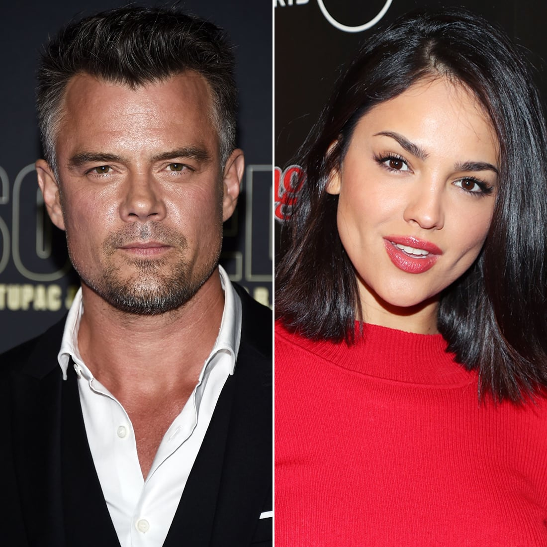 Josh Duhamel reportedly dating Eiza González following Fergie split
