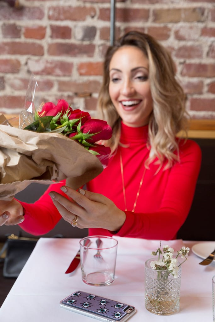 Idea 3: Make your dinner date extra special