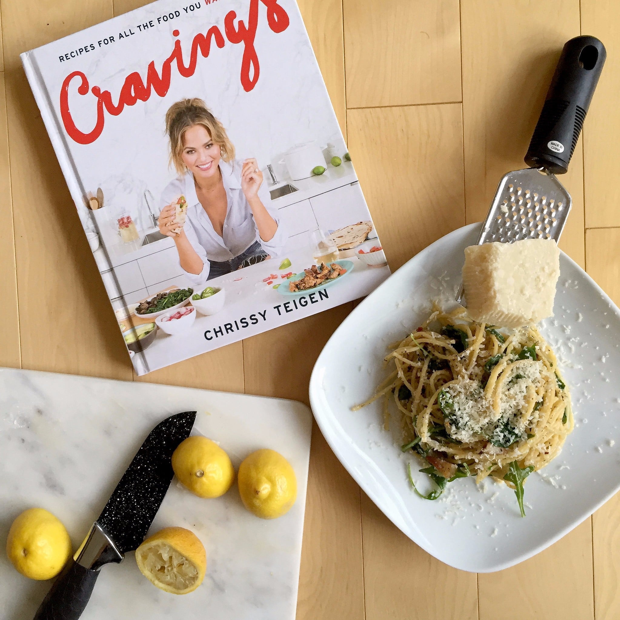 Celebrity chefs popsugar food chrissy teigens best recipes forumfinder Images