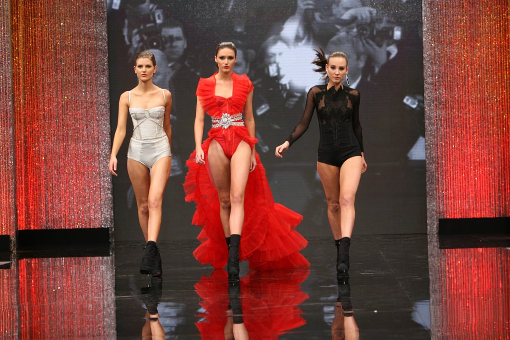 Runway, Backstage and Party Snaps from The Australia's Next Top Model Finale