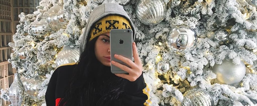 The Real Husky Puppy Isn't Even the Craziest Part of Kylie's Christmas Decorations