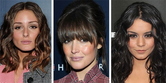Celebrity Pictures From 2011 Fall New York Fashion Week Celebrities Vanessa Hudgens, Olivia Palermo, Rose Byrne