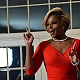 Mary J. Blige was invited to perform.