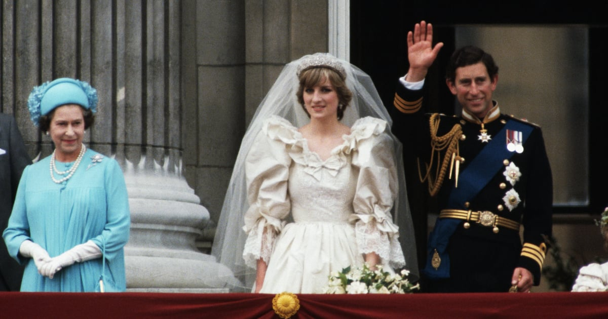 25+ Stunning Photos of Prince Charles and Princess Diana's Royal Wedding