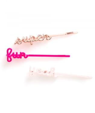 Ban.Do Girl Talk Bobbi Pins