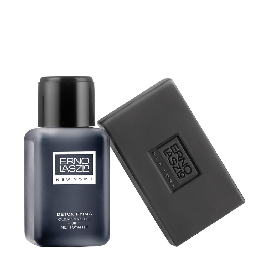 Erno Laszlo Bespoke Double Cleanse Exfoliate and Detox Travel Set