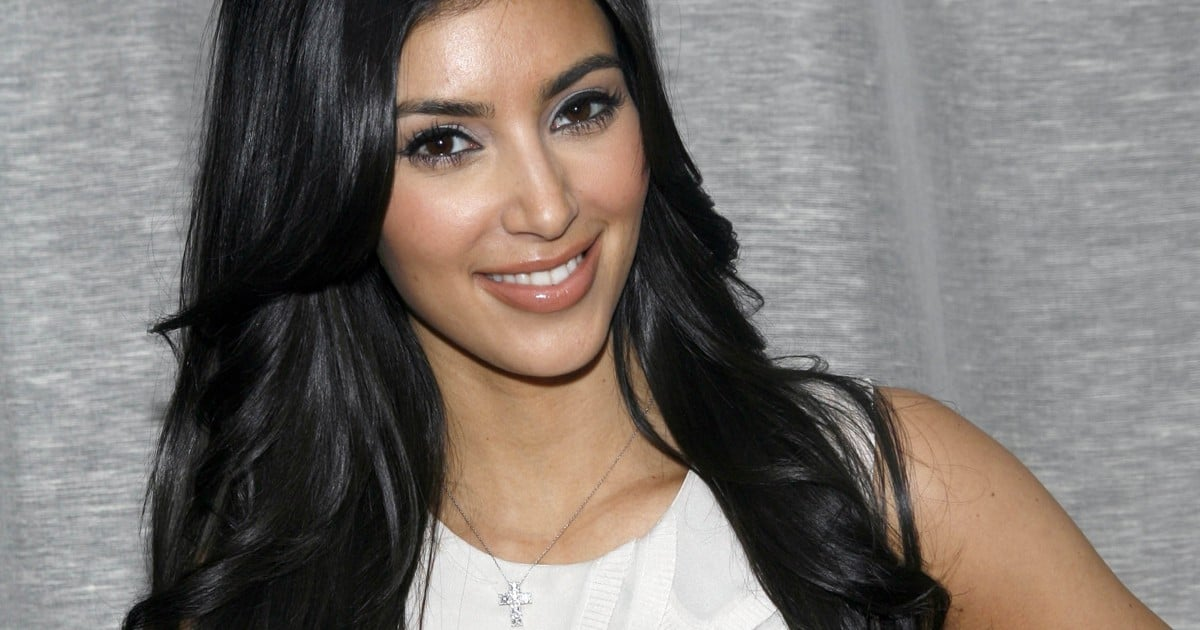 Kim Kardashian's Pretty Miraculous Story About Her Stolen Cross Necklace Will Give You Chills