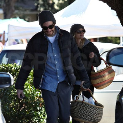 Reese Witherspoon and Jake Gyllenhaal Go to the Ojai Farmers Market