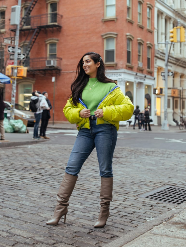 39acfe85d5c0eb How to Wear Neon Trend