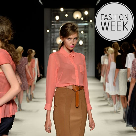 Runway Review & Pictures: Kate Sylvester SS 2014 MBFWA Show