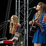 Johanna and Klara Söderberg of First Aid Kit