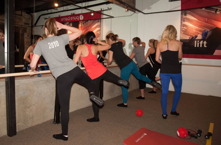 pure barre no weight loss