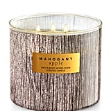Mahogany Apple candle ($25)