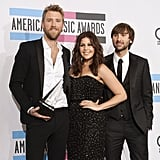 Lady Antebellum at the 2011 American Music Awards