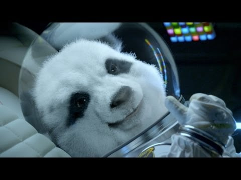 """Kia Sorento's """"Space Babies"""" (2013)"""
