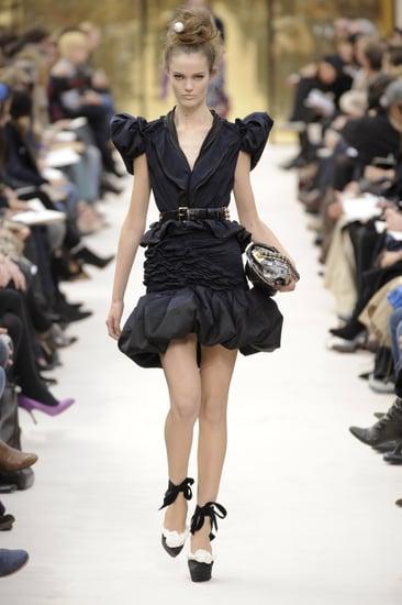 Paris Fashion Week: Louis Vuitton Fall 2009