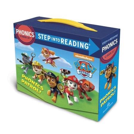 For 4-Year-Olds: Paw Patrol Phonics Box SetPaw Patrol Phonics Box Set