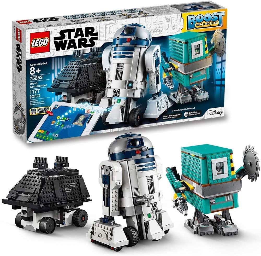 Lego Star Wars Boost Droid Commander Building Kit