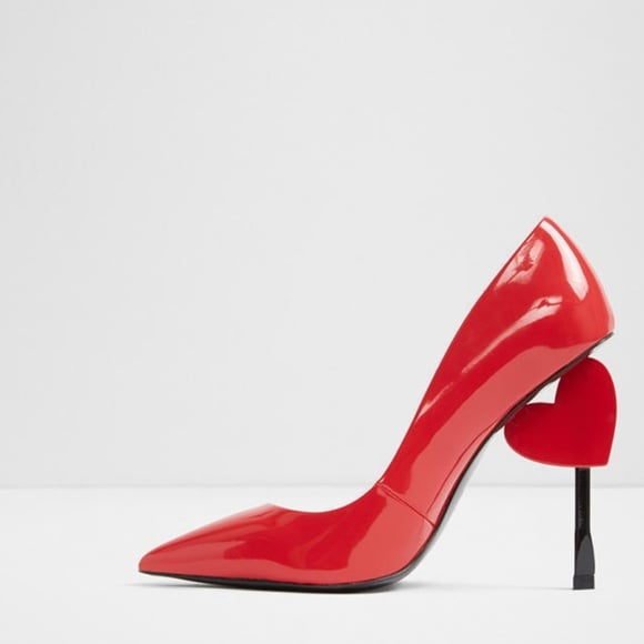 Aldo Valentine Day Heart Red Cupid Shoes