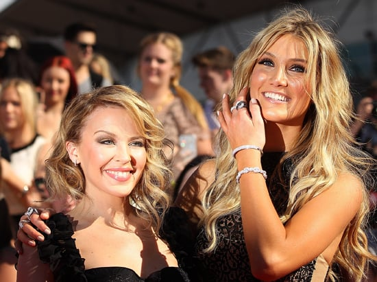 Pictures of the Beauty Looks From the 2011 ARIA Awards!
