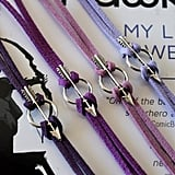 4 COLORS Hawkeye Bracelet Marvel Comic Inspired Jewelry ($8)