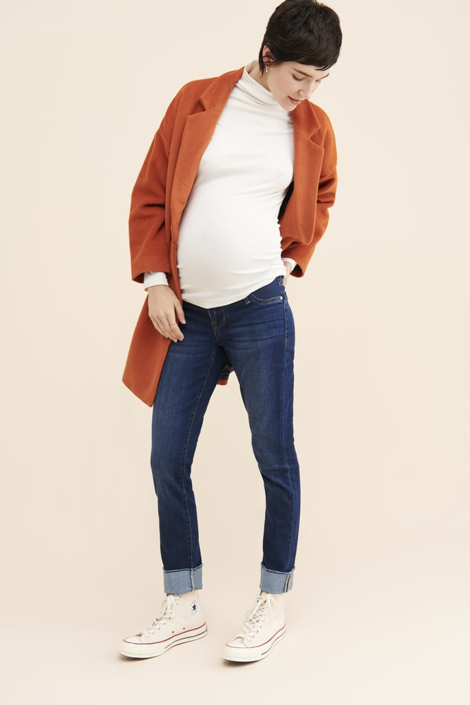 Rent Maternity Jeans From Urban Outfitters' New Rental Company, Nuuly