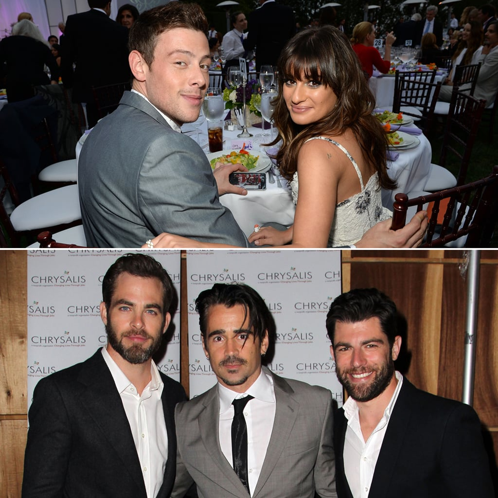 Celebrities at the Chrysalis Butterfly Ball 2013