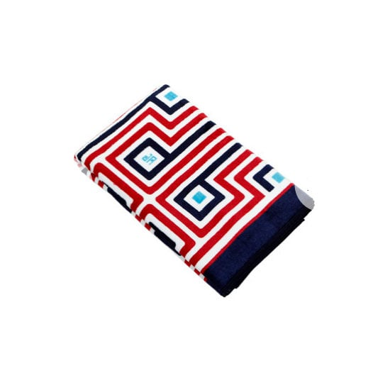 Towel, approx $134, Jonathan Adler at Amara