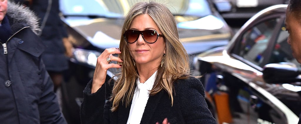 Jennifer Aniston's Favorite Fall Staple Is One You Might Have Given Up On