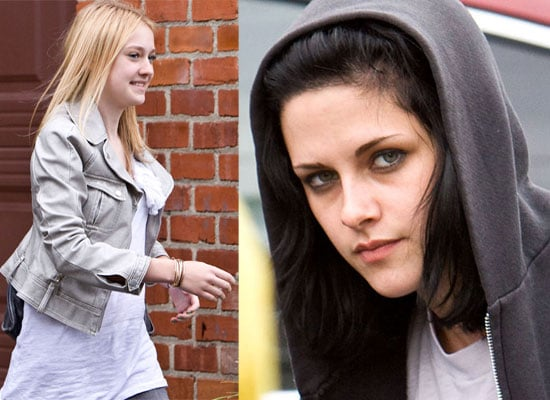 Photos Of New Moon S Kristen Stewart With New Short Black