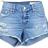 Rag & Bone Distressed Denim Shorts ($175)