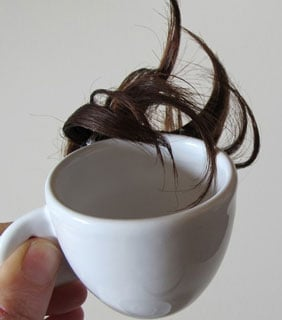 Hairy Espresso Cup From Etsy
