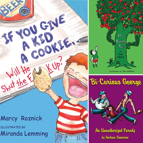 Bedtime Reading: 7 Parodies of Classic Kid Books Written Just For Parents