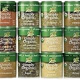 Simply Organic Starter Spice Set