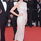 Paz Vega at the Grace of Monaco Premiere