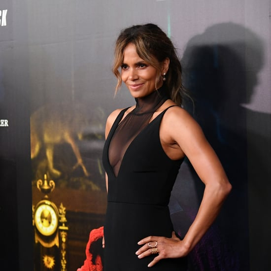 Halle Berry Bodyweight Workout