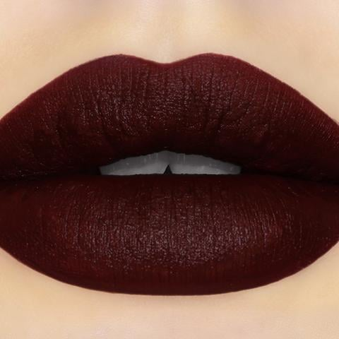 Sugarpill Anti Socialite Lipstick Where To Buy Dark Red