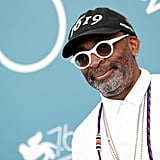 Spike Lee at the American Skin Photocall